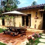 Entrada a la Cabaña que cuenta con patio privado (170097093)
