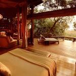 New Safari Suite at Camp Okavango