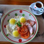 Bilde fra Cafe Okroshka