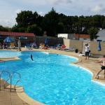animations à la piscine