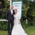 Wedding at Tirimoana House - Photo by Liz Davidson & Ricky Wilson
