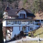 Sundlauenen - Hotel Restaurant Beatus - exciting location