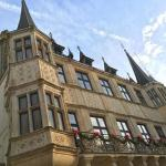 Palace of the Grand Dukes (Palais Grand-Ducal)