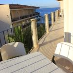 Suite con Vista parcial al Mar