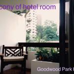 Goodwood Park Hotel Foto