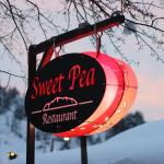 Sweet Pea is located in Steamboat Springs, Colorado. We are open for lunch and dinner!