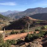 High Atlas Mountains Foto