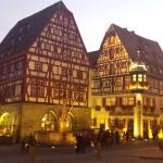 Rothenburger Rathaus Foto