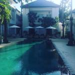 The Pool, The Colony Hotel