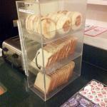 Travelodge Kingman - breakfast breads