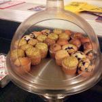 Morning muffins at Travelodge Kingman