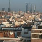 Fotos vistas desde hotel Abba - Madrid