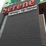 Serene at Chiangrai Hotel Foto
