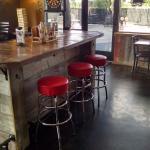 Bar Seating: Island