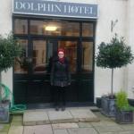 Foto de The Dolphin Hotel Exmouth