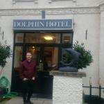 Foto de The Dolphin Hotel Exmouth