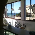 Vista mare dal Lampedusa Hotel