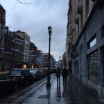 Rue Antoine Dansaert Foto
