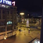 Frankfurt Hostel Foto