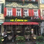 Hotel Alte Laterne Foto