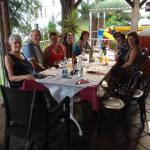 Dinner and Flamenco at Restaurante Burrianna, Calle Fillipinas, Nerja