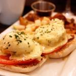 Eggs Benedict, for Sunday Brunch