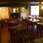 The Restaurant with new Log Burner