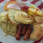 Las comidas en mi estadía en Puerto Plata Village...