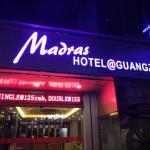 Madras Hotel Guangzhou