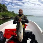 Arpon spearfishing playa del carmen Foto