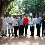 personal del Hotel viva Villahermosa, comparte con sus clientes y huespedes el Distintivo H