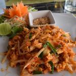 Chicken Pad Thai - The Best!