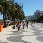 Copacabana Beach Photo