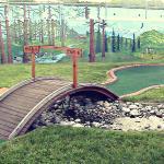 Golf Course : Hole 4