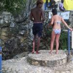 Blue Hole Mineral Spring Foto