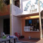 wet set diving adventures puerto morelos just off beach in hotel ojo de agua