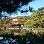 Kinkakuji Temple Photo