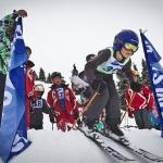 Секция горных лыж, г. Каракол