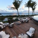 Hotel Le Toiny St Barth Restaurant