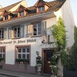Restaurant St. Alban-Stübli