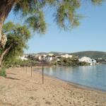 Voulgari beach