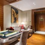 Mahjong Room 麻将房