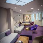 Bibliothèque - Espace Lounge