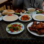 King Chicken Foto