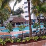 Courtyard Miami Beach Oceanfront Foto