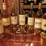 Did you know that #Sauternes is made from #grapes affected by #botrytis #cinerea #noble #rot ?