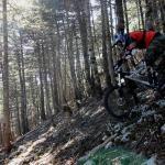 downhill Ainos