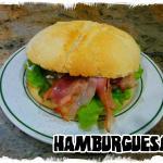 Nuestras famosisimas hamburguesas