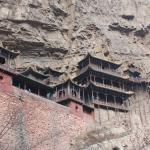 Photo de Hengshan Hanging Temple (Xuankong si)