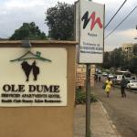 Ole Dume entrance